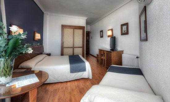 Hotel Puertobahía & Spa: Habitación Doble+Supletoria Estándar