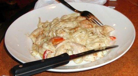 TGI Fridays : Pasta