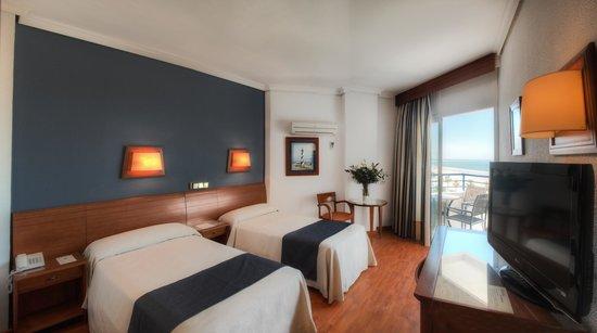 Hotel Puertobahía & Spa: Habitación Doble Vista Mar