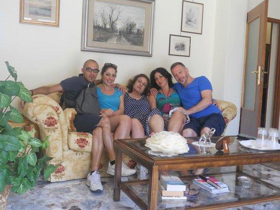 Casa Rachele B&B : OSPITI