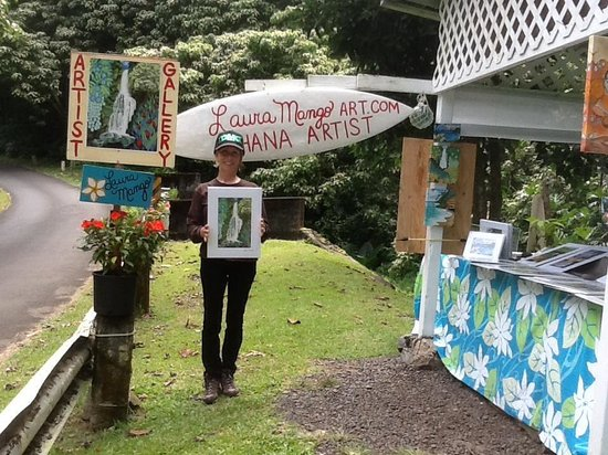 Laura Mango Art Gallery