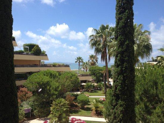 Holiday Inn Nice - Saint Laurent Du Var: vista do quarto