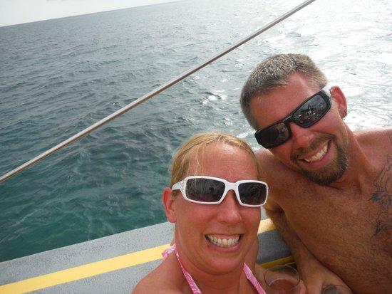 Couples Negril: Catamaran Cruise