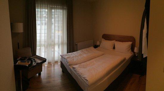 mondrian suites berlin Checkpoint Charlie: Zimmer
