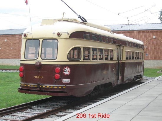 ‪National Capital Trolley Museum‬