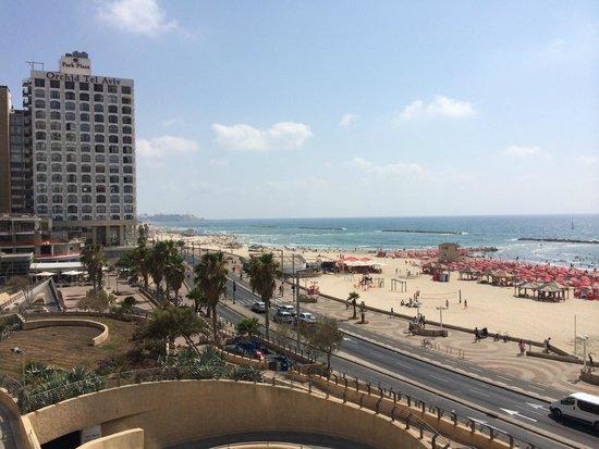 Dan Tel Aviv Hotel: view