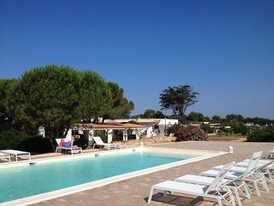 Hotel A Due Passi dal Pizzo: La piscina