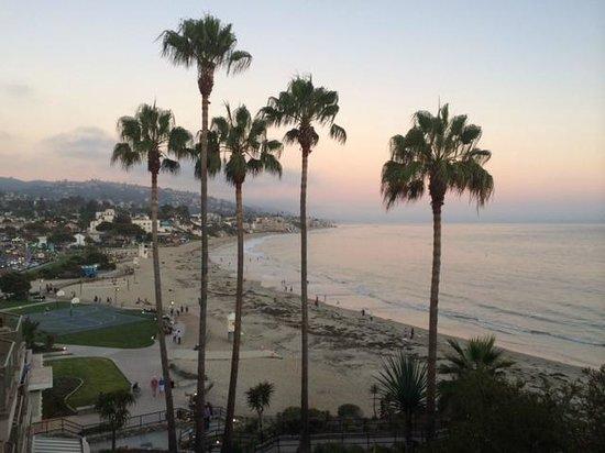 The Inn At Laguna Beach: View from Balcony