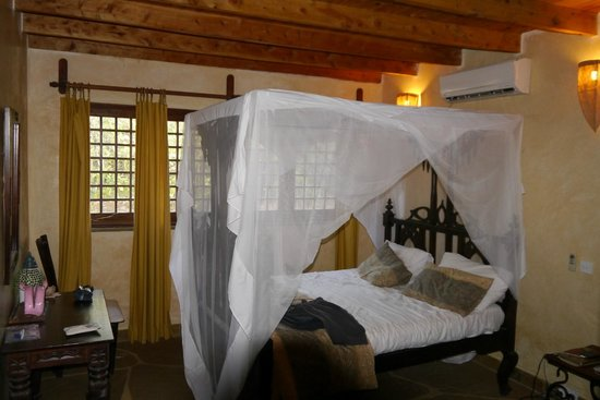 Kitu Kidogo Cottages : 2nd bedroom