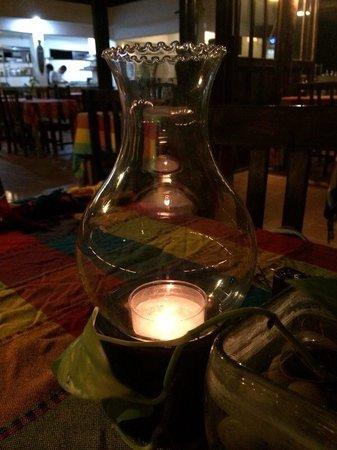 La Parrilla De Juan Holbox: Ambiente muy agradable