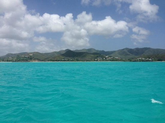Galley Bay Resort : Snorkling Sail Boat Ride with local Capt. and his son!