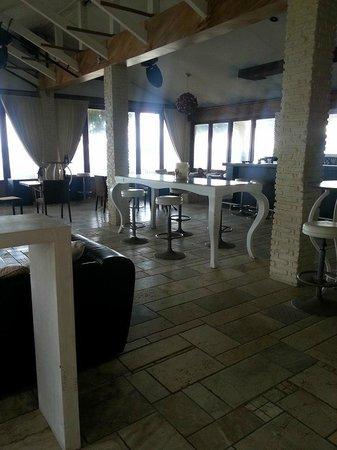 Banana beach bar: Inside Club & Bar area