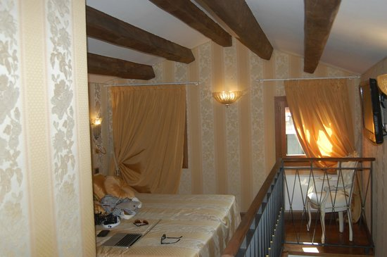 Villa Igea: One view of room