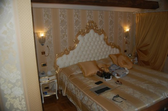 Villa Igea: Another view of room