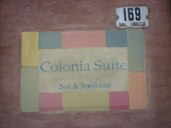 Colonia Suite: Para que lleguen rápido