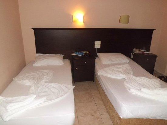 Sefikbey Hotel : Номер