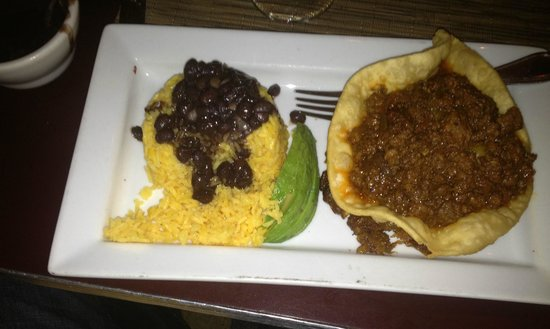 Havana Central : main course, delicious and flavorful!