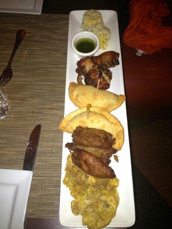 Havana Central : appetizer sampler