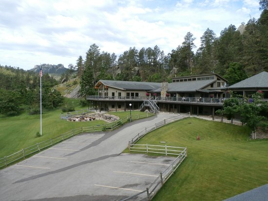 K Bar S Lodge: View of Breakfast and Banquet Rooms