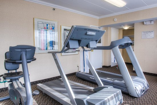 Sunbridge Hotel & Conference Centre Downtown Windsor: Stay in shape with our Cardio Room