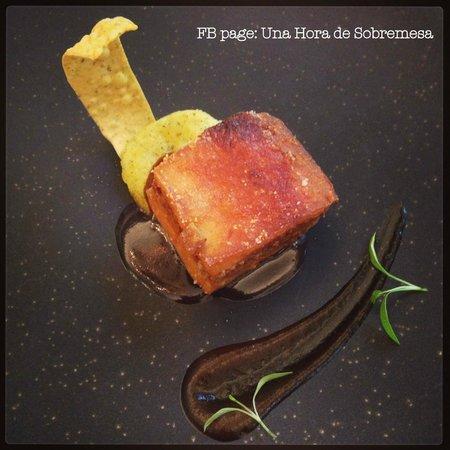 El Club Allard: meat dish