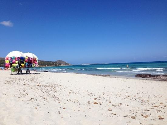 Hotel Mariposas : Local beach - 5 minute walk - July 2014