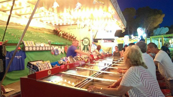 Kentucky Derby: A Must play if you visit EsCanar