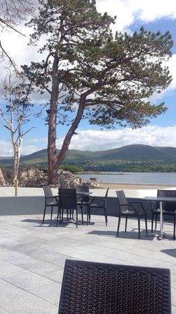 The Boathouse Bistro Dromquinna Manor: View