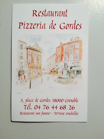 Pizzeria de Gordes