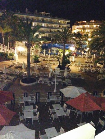Mediterranean Palace Hotel: Our view