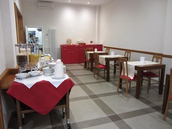 Smart Hotel Bartolini: Breakfast room 1