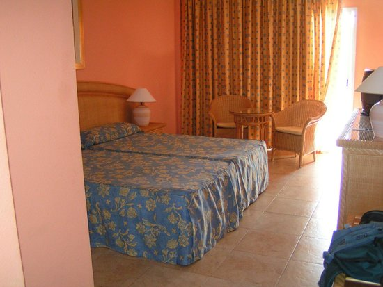 Club Marmara Marbella: chambre