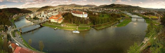 Pastyrska stena: the view you will see from there