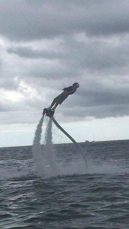Cabo FlyBoard: Flyboarding