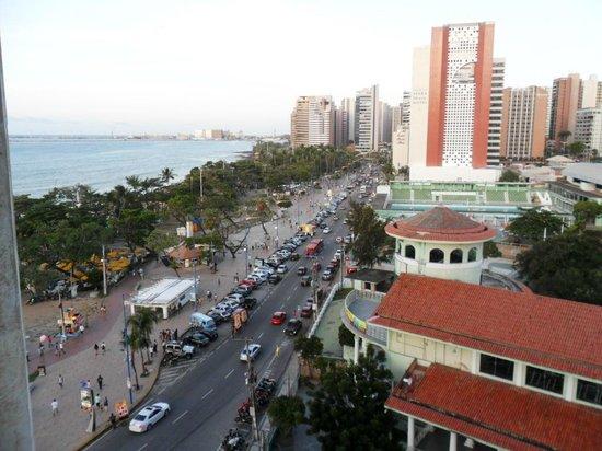 Praiano Hotel : vista da janela do meu quarto
