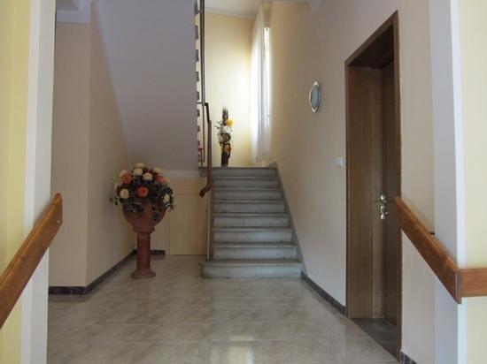 Smart Hotel Bartolini: staircase