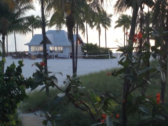Tranquility Bay Beach House Resort: great view
