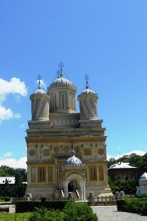 Curtea de Arges Monastery: Monastero di Curtea de Arges