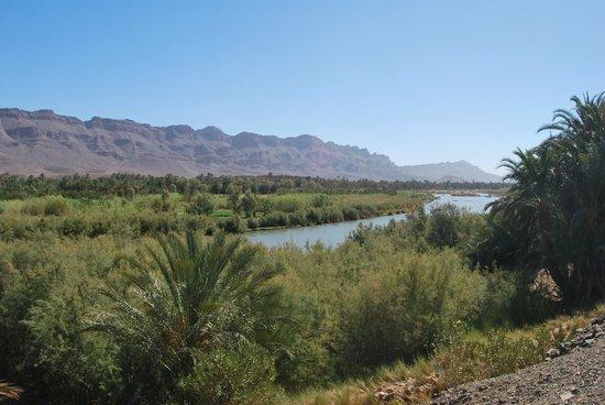 Draa Valley: Rio Draa