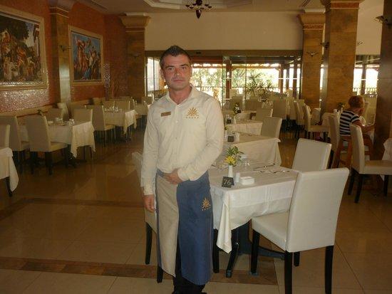 Atrium Palace Thalasso Spa Resort & Villas : Marcin