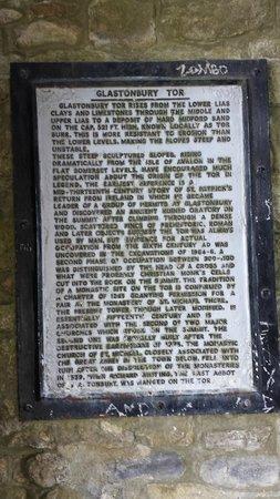 Glastonbury Tor, Glastonbury