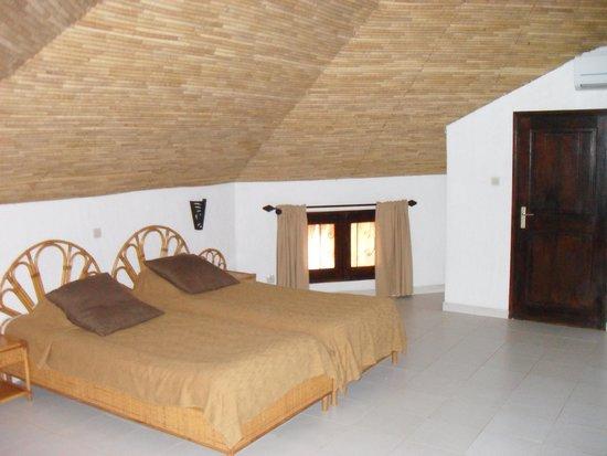 Hotel Neptune : Mezzanine bedroom