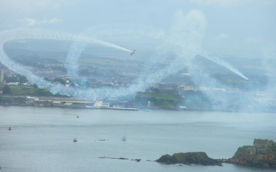 Mount Edgcumbe House and Country Park: Air Display (Armed Forces Day)