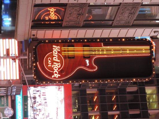 Hard Rock Cafe : Entrada