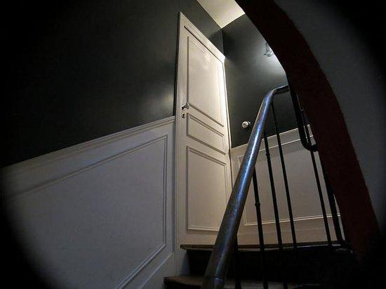 L'Hotel Particulier: The door