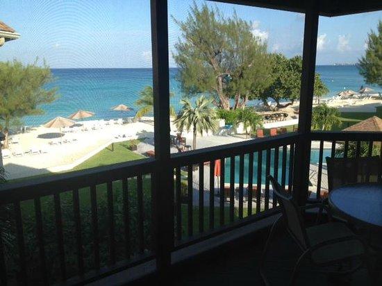 Plantana Condominiums: Ocean View room from the balcony