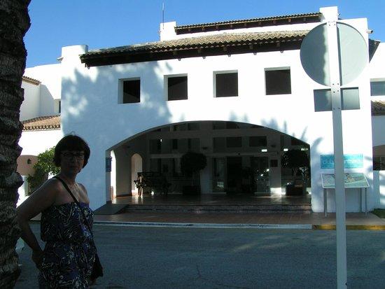 Club Marmara Marbella: entrée hotel