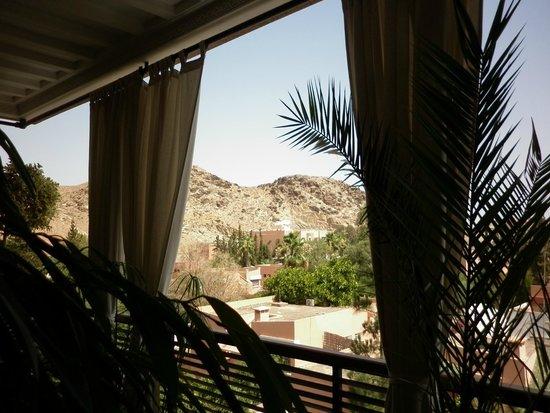 Médina Loft : vue d'une des deux terrasses