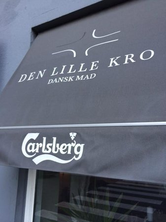 Den Lille Kro: a stone's throw from the shopping area in Aarhus
