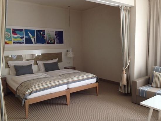 Steigenberger Conti-Hansa: Comfy bed